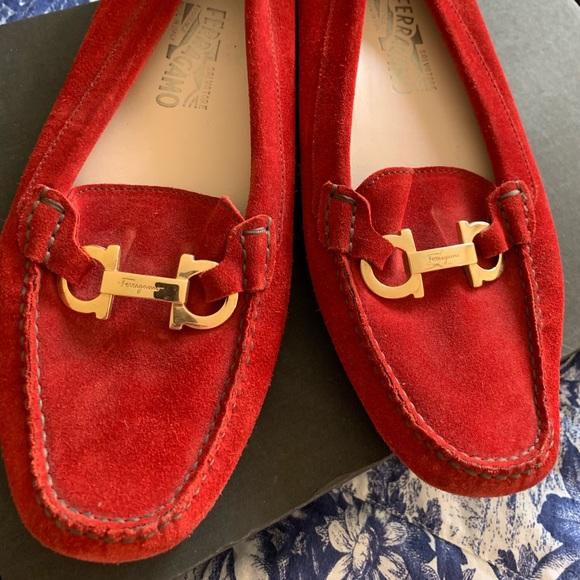 Salvatore Ferragamo Shoes - Ferragamo loafers